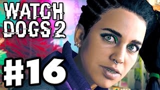 Watch Dogs 2 - Gameplay Walkthrough Part 16 - Shanghaied! (PS4 Pro)