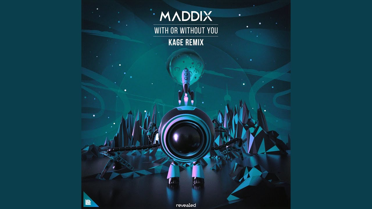 With Or Without You (Kage Extended Mix)