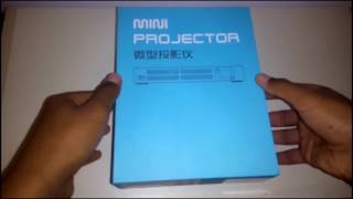 wowoto A5 Handheld DLP Projector - Unboxing