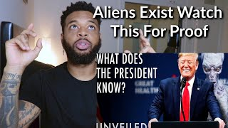 Do US Presidents Know The Truth About Aliens? | Reaction