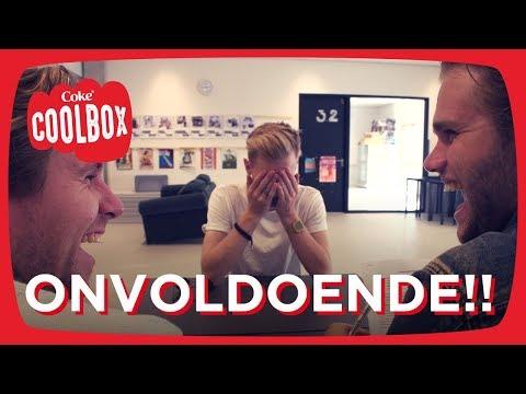 JESPER EN MARTHIJN geven HUISWERK GESCHIEDENIS! - Coolbox #31