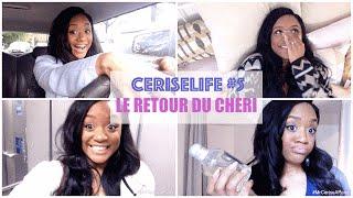 CERISELIFE #5 : 👫❤️ Je retrouve mon chéri après 6 mois sans lui !    CeriseDaily 🍒