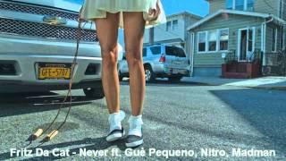 Fritz Da Cat - Never ft. Guè Pequeno, Nitro, Madman + TESTO + DOWLOAD
