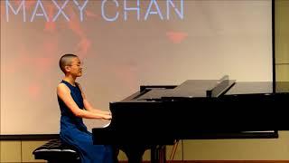 Piano Performance | Maxy Chan | TEDxUCSIUniversity