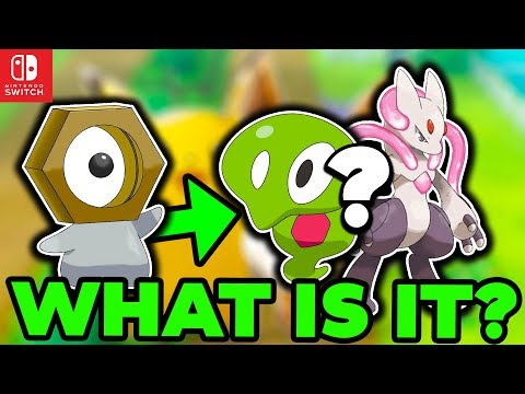 NEW Leaked Pokemon is Like ZYGARDE CELL THEORY!? New Pokemon For Pokemon Let's GO Pikachu & Eevee!?