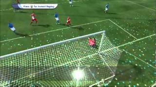 FIFA 2010 World Cup: Canada vs Italy, World Cup