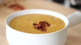 Beth's Smokey Corn Chowder With Crispy Bacon