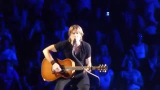 Keith Urban  Live *You'll Think of Me* Sydney  31/1/13