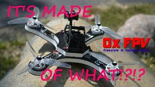 On The Bench OXFPV Rouge 215-X