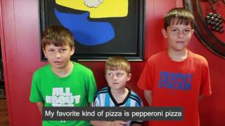 We love Heavenly Pizza Episode 1