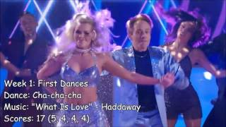 Chris Kattan - Dancing with the Stars Performances