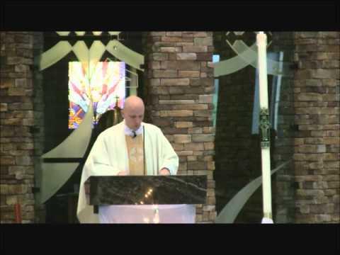 Eucharist Homily
