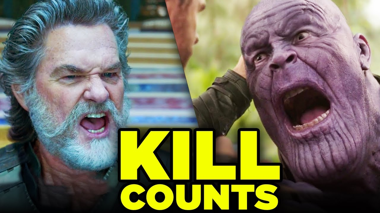 MCU Villain KILL COUNTS! Thanos vs Loki, Ego, Hela RANKED! | Big Question