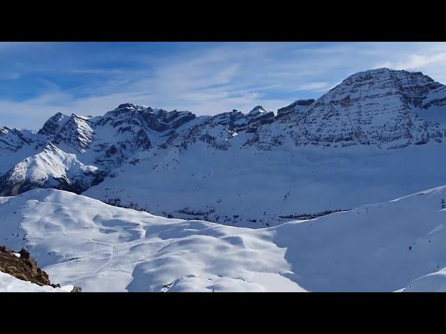 Pic de Saint-André en ski de randonnée