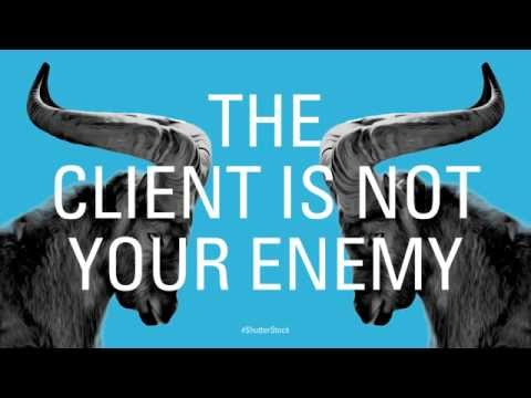 The Client Is Not Your Enemy: Redefining Your Client Relationship