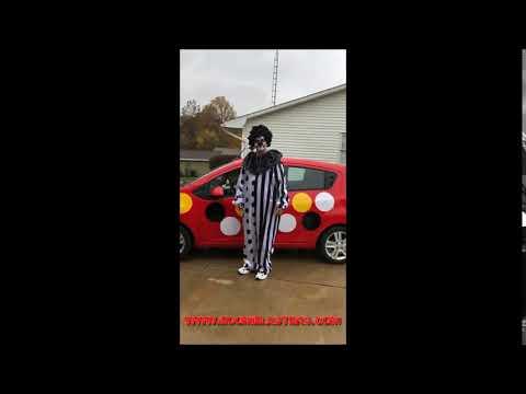 Clown Horn Sounds Musical Car Horns