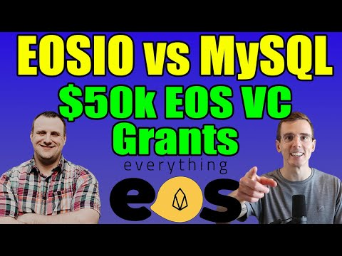 EOS VC Grants, Enterprise Adoption, Predictions For 2020, And New Resource Model Discussion