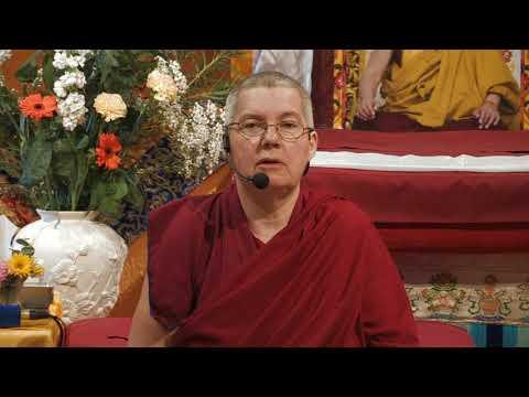 27/... - Le continuum sublime du mahayana (PEBA mod7 12.11.17) - Vén Chantal - Méditation guidée