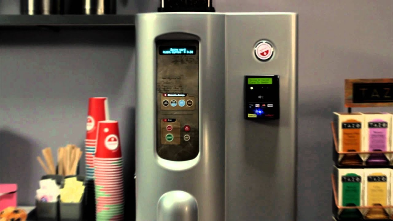 The Seattleu0027s Best Coffee® Premium E Payment Brewer