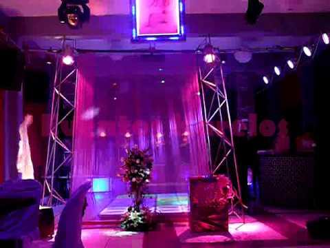 Luces flamas lcd 39 s columnas de todo para decorar tu - Luces de neon ...