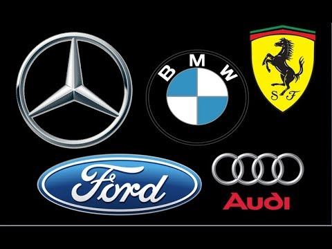 10 Famous Car Logos With Hidden Meanings Youtube