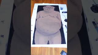 Danny Devito - Stop Motion Drawing