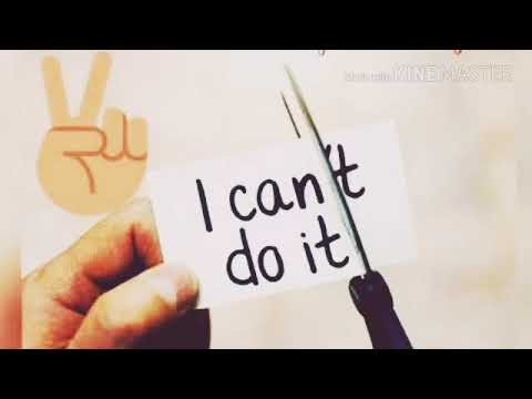 U CAN DO IT...BELIVE IN YOURSELF