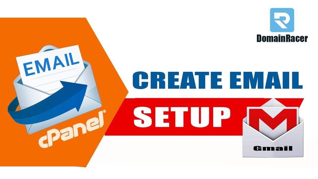 Create Email Address In cPanel & Setup Into Gmail #2019