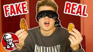 KFC vs Fake KFC (blind erschmecken!) 😳