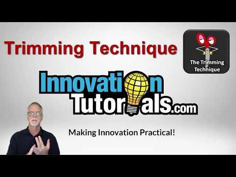 Trimming Technique Preview