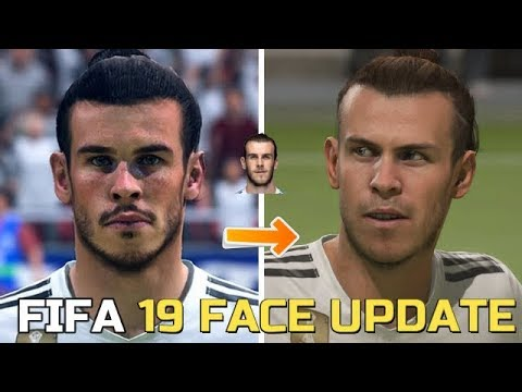 Face update fifa 19