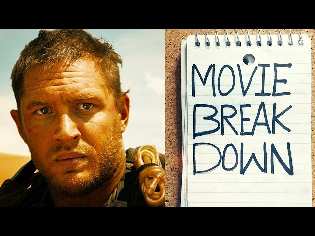 Story Structure Analysis - Mad Max Fury Road  - MBD