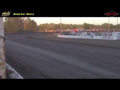 Stock Car -- 8/4/17 -- Rapid Speedway