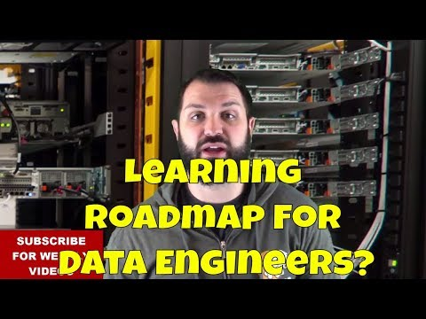 Learning Roadmap For Data Engineers?