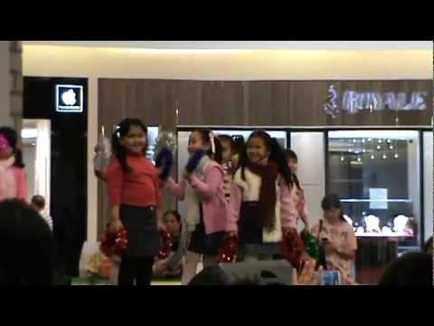 K3Girls Sekolah Dian Harapan Lippo Village