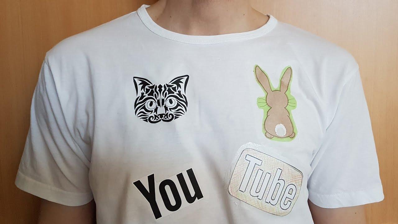 Pimp My Shirt Transferfolie Selber Machen Super Günstig
