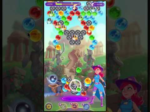 Bubble Witch Saga 3 - Level 79 - No Boosters