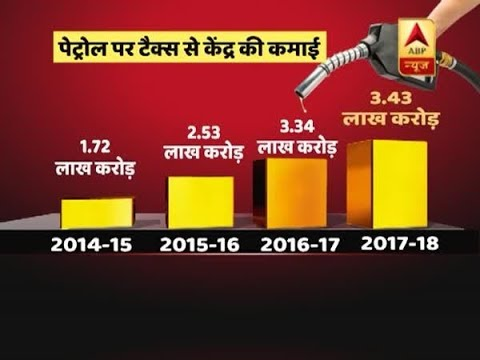 Here`s How Much Central & State Governments Earn Through Taxes On Petrol, Diesel