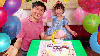 Nora Celebrates Her 3rd Birthday