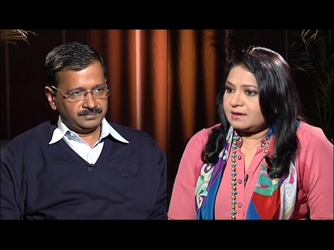 Delhi CM ARVIND KEJRIWAL | आमने-सामने with Anurradha Prasad | Part 1