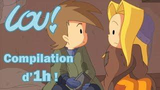 LOU! Compilation d'1h - Episode 25 à 28 !! HD