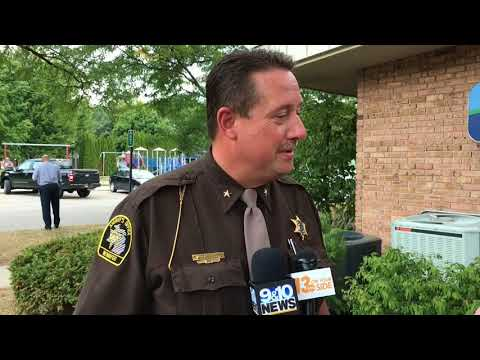 Newaygo County Sheriff answers questions about escaped inmate's capture