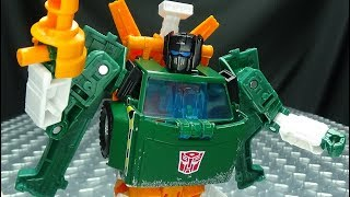 Earthrise Deluxe HOIST: EmGo's Transformers Reviews N' Stuff