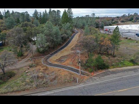 NEW El Dorado Bike Trail - Pony Express Route Near Placerville, CA