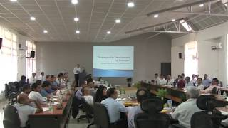 """One Day Conference on """"Strategies for Development of Mizoram"""" - Part II"""