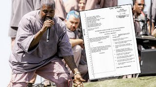 Kanye West Faces $30 Million Dollar Lawsuit For Not Paying Nearly 1,000 Workers For Sunday Service