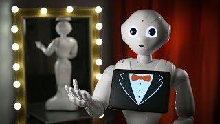 Robot's Got Talent - Pepper The Magician