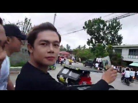Xander Ford Nilangaw sa Borongan Samar 😱😱😱
