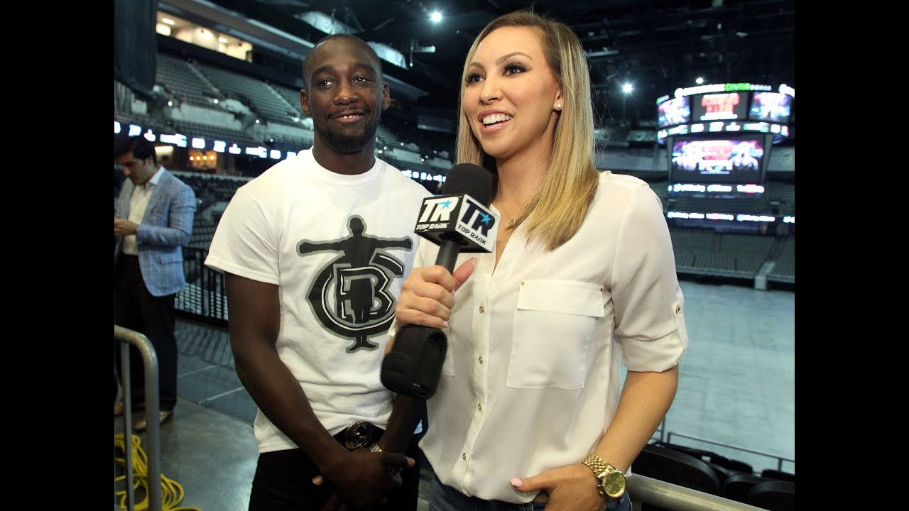 Crawford vs Jean: Terence Crawford Interview