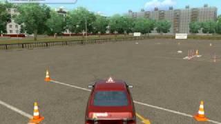 Автотренажёр Forward - Упражнение